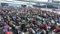 34,000 travel by sea during TT fortnight