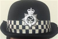 Teenagers caught damaging items in school playground