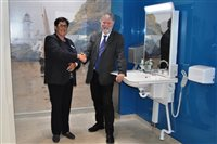 New Changing Place created at the Manx Museum