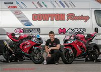 James Cowton dies after crash in Southern 100 race