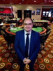 Casino has new deputy director