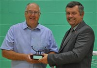 Recognition for man who played integral part in Manx Youth Games