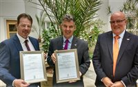 Ship Registry becomes first flag state to gain two ISO awards