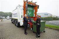 Douglas invests in new bin lift system