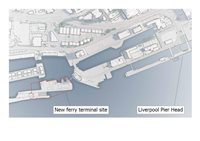 Government secures new ferry terminal site in Liverpool