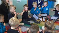 New campaign urges nursery children to brush their teeth