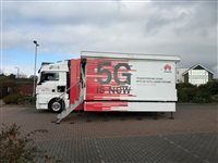 5G is now - Manx Telecom brings roadshow to Island