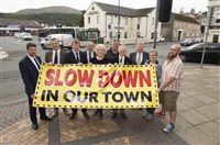 Motorists in the north urged to slow down