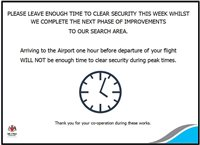 Warning over security delays at Ronaldsway Airport