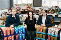 Dandara teams up with Salvation Army to spread festive cheer