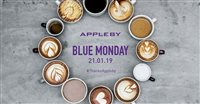 Appleby to tackle Blue Monday with free coffee