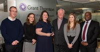 International award for Grant Thornton