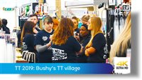 TT 2019: Bushy's TT village