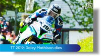 British Superbike racer Daley Mathison dies in TT Superbike race