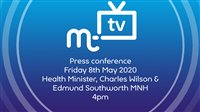 Coronavirus press conference Friday