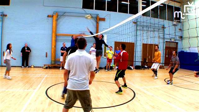 Preview of - Manx Volleyball starts