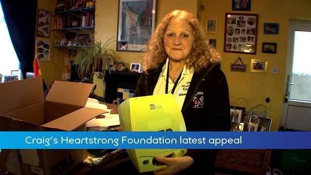 Preview of - Craig's Heartstrong Foundation