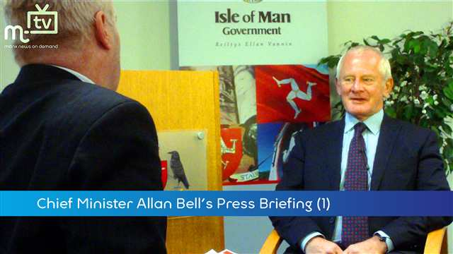 Preview of - Chief Minister Briefing (1)