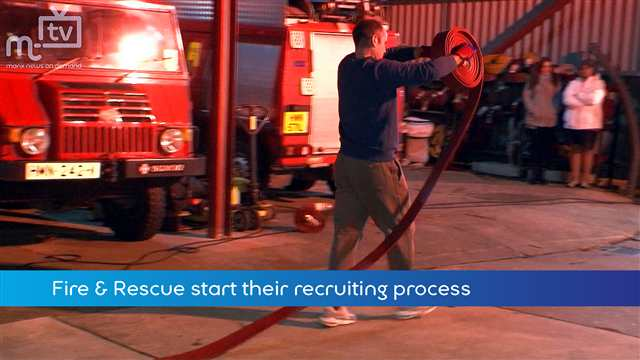 Preview of - Fire & Rescue Recruiting Begins