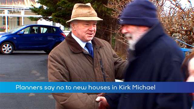 Preview of - No new development in Kirk Michael