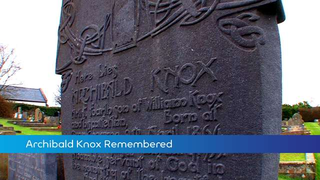 Preview of - Archibald Knox Remembered