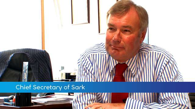 Preview of - Chief Secretary of Sark