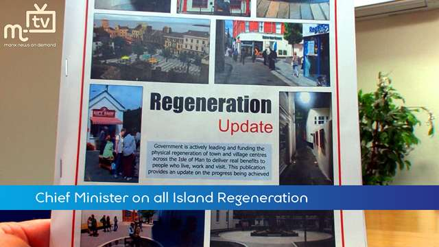 Preview of - Chief Minister: Island Regeneration