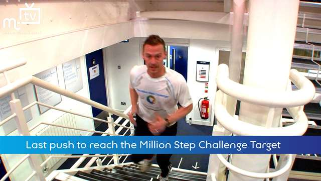 Preview of - Million Step Challenge: Last Push