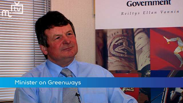 Preview of - Minister on Greenways