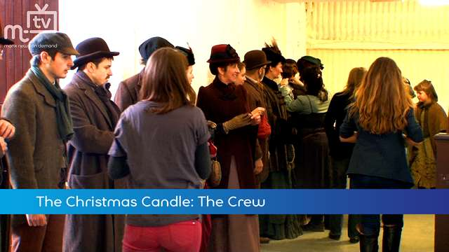 Preview of - Christmas Candle:Production Team