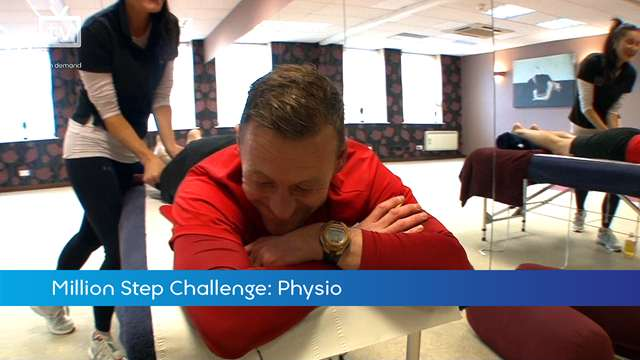 Preview of - Million Step Challenge: Physio