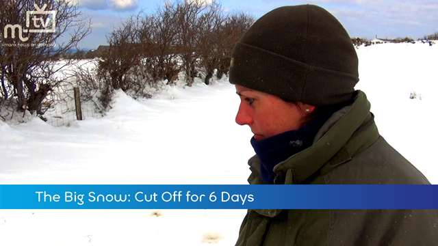 Preview of - The Big Snow: Cut Off for 6 Days