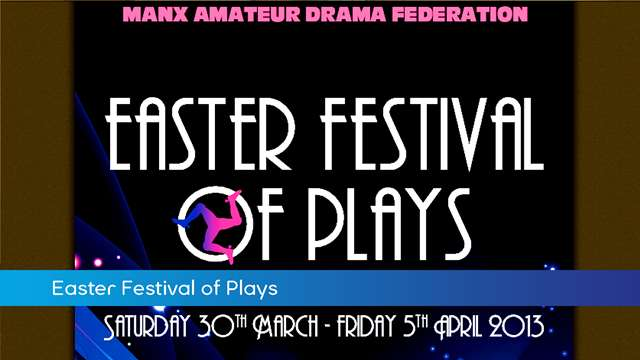 Preview of - Easter Festival of Plays