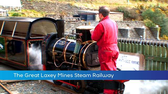 Preview of - Laxey Steam Railway