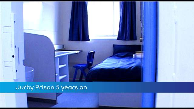Preview of - Jurby Prison 5 years on