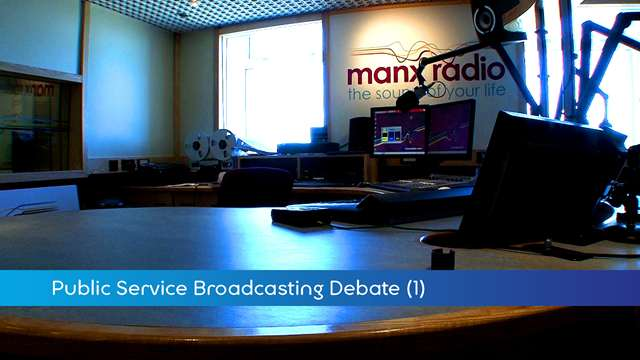 Preview of - The Manx Radio Debate (1)
