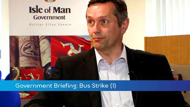 Preview of - Gov Briefing: Bus Strike (1)