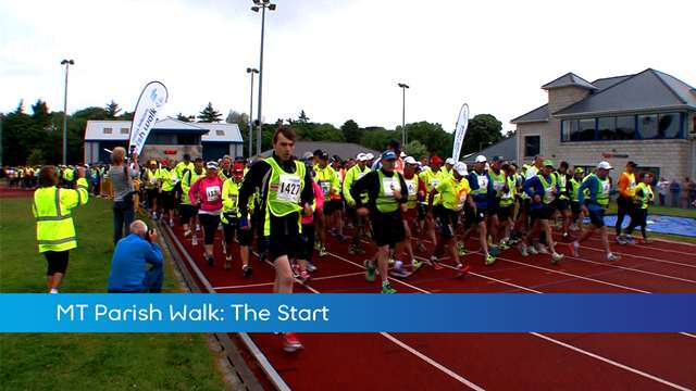 Preview of - Parish Walk: The Start