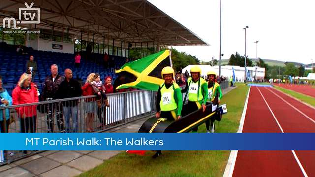 Preview of - Parish Walk: The Walkers
