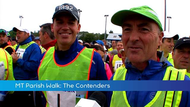 Preview of - Parish Walk: The Contenders