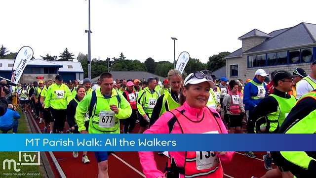 Preview of - Parish Walk: All the walkers