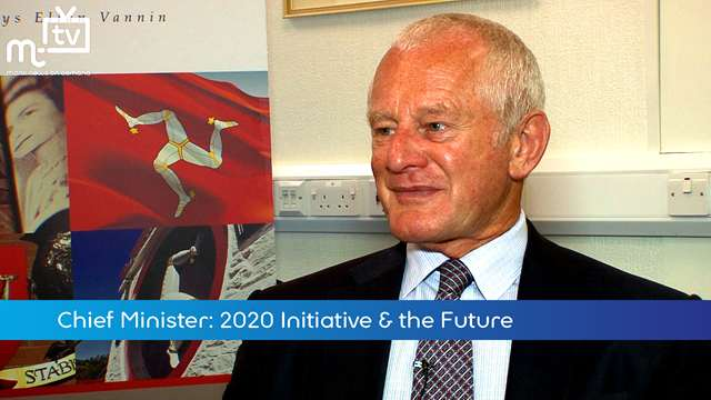 Preview of - Chief Minister: 2020 Vision & the Future