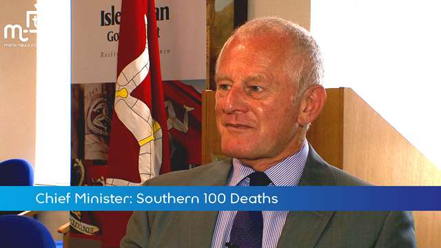 Preview of - Chief Minister: Southern 100 Deaths