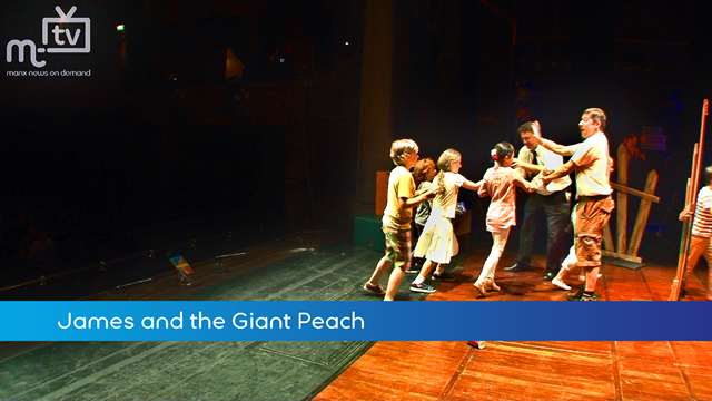 Preview of - James & The Giant Peach
