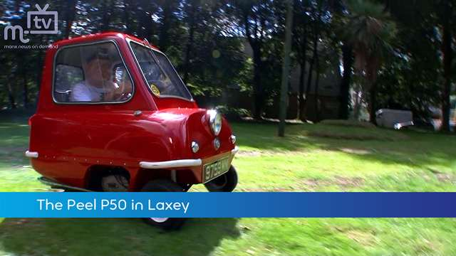 Preview of - Peel P50