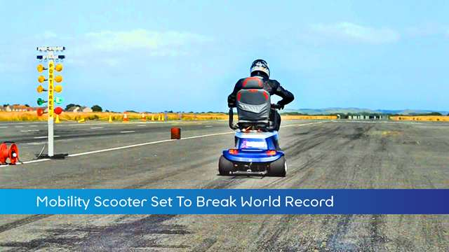 Preview of - 154mph Scooter