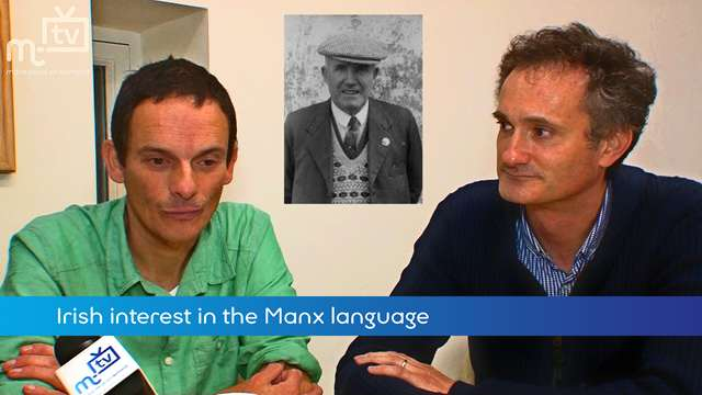 Preview of - The Study of the Manx Language