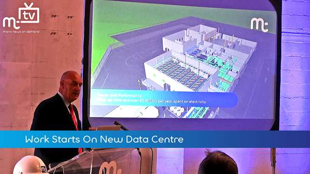 Preview of - New Data Centre Speeches