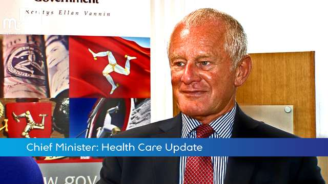 Preview of - Chief Minister: Health Update