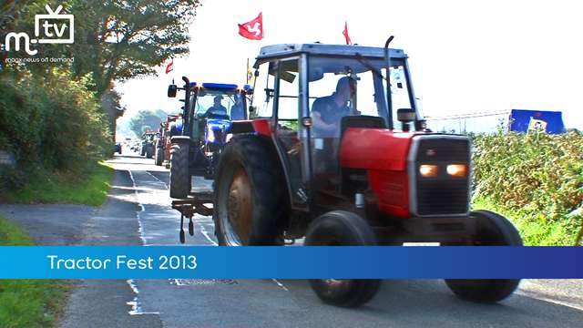 Preview of - Tractor Fest 2013